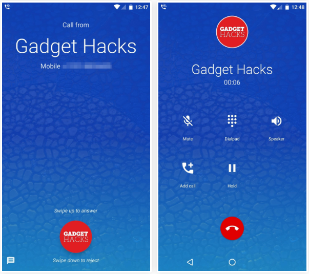 Modified Google Dialer now updated with Pixel version to work on any