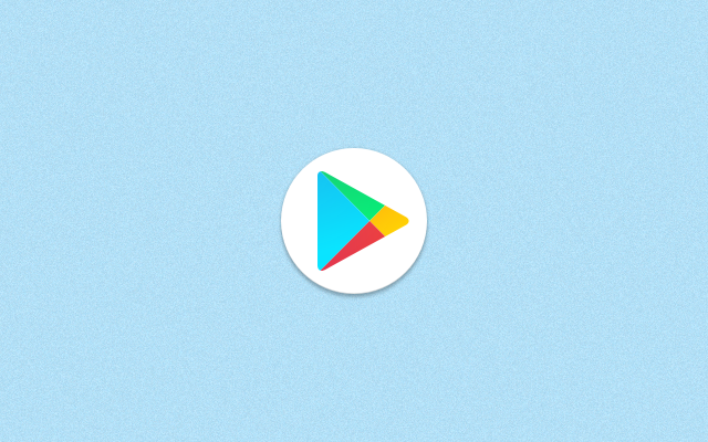 latest update to the play store adds a new icon and app shortcuts