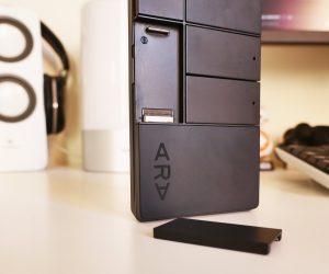 Modular Smartphone: Google Buried Project ARA