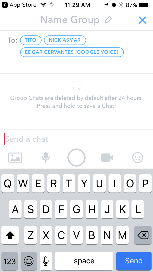 2 you chat groups