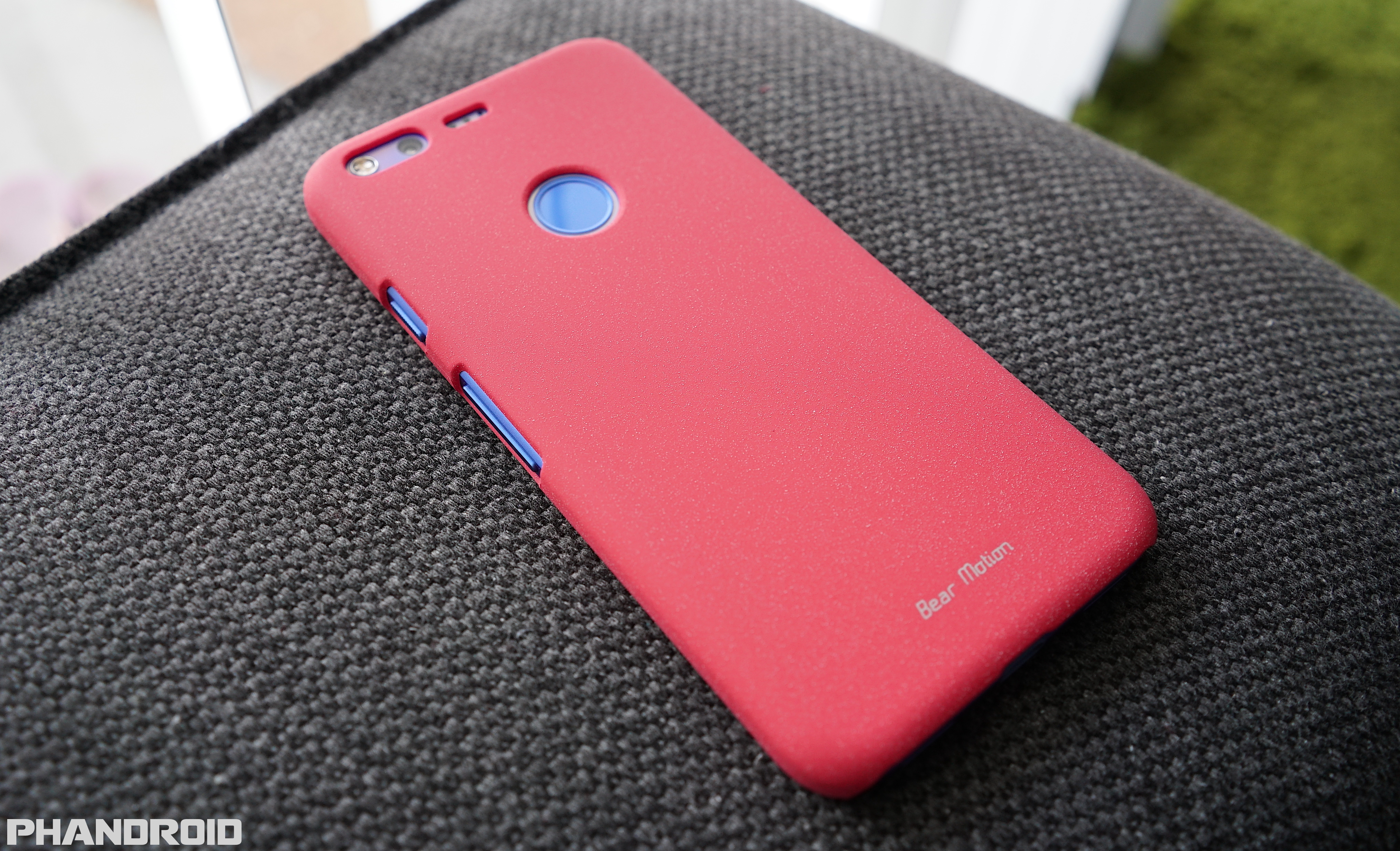 ultra thin sandstone cases provide superior grip for 8