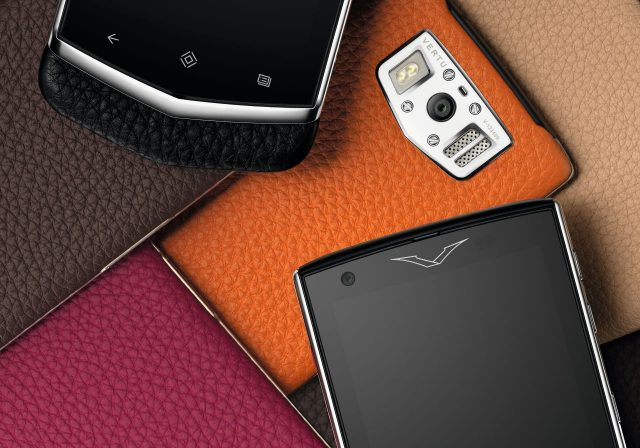 Vertu's Constellation luxury Android phone is aimed at travelers