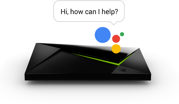 the new nvidia shield tv experience with google assistant. Black Bedroom Furniture Sets. Home Design Ideas