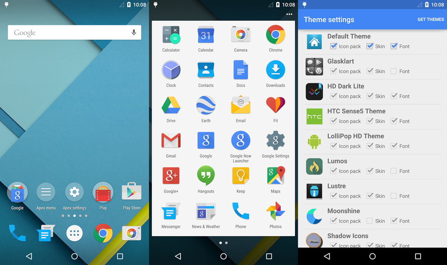10 Best Android Launchers | Phandroid