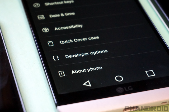 how to make android faster with developer options