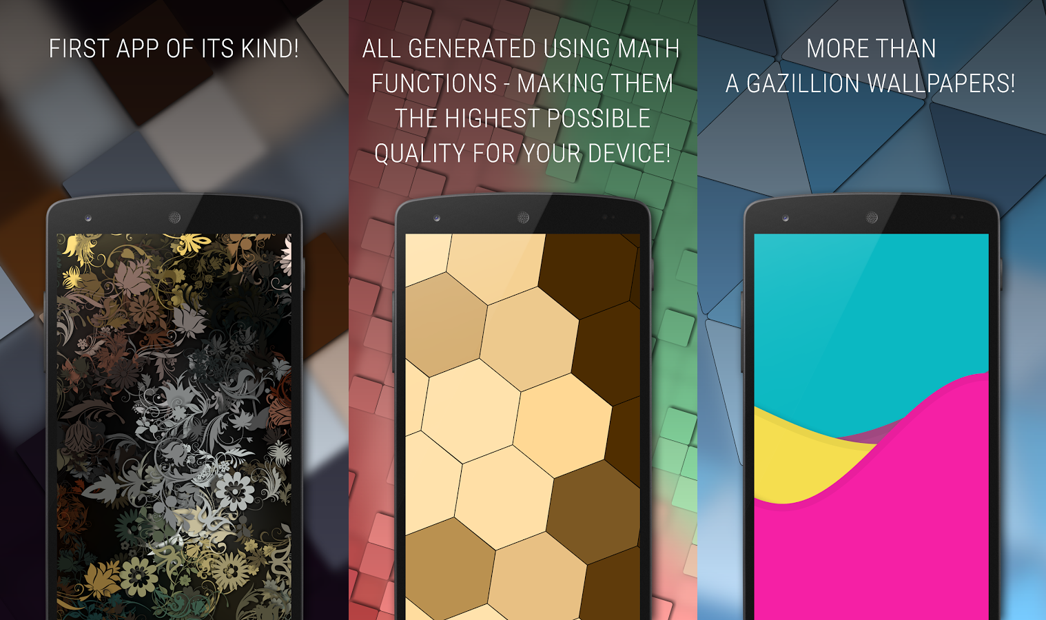11 best wallpaper apps for android | phandroid