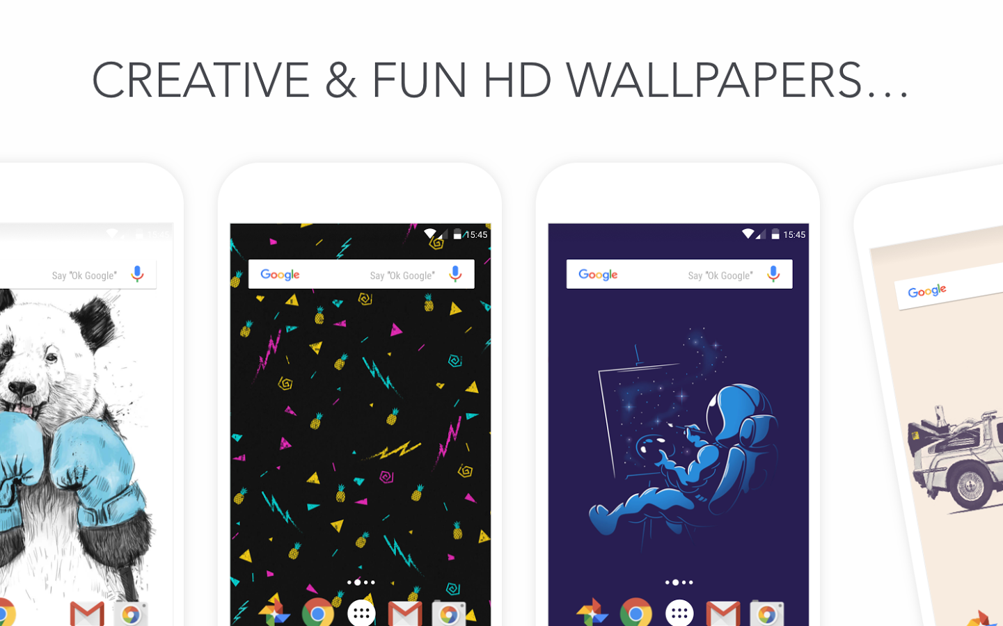 11 best wallpaper apps for android phandroid walli voltagebd Image collections