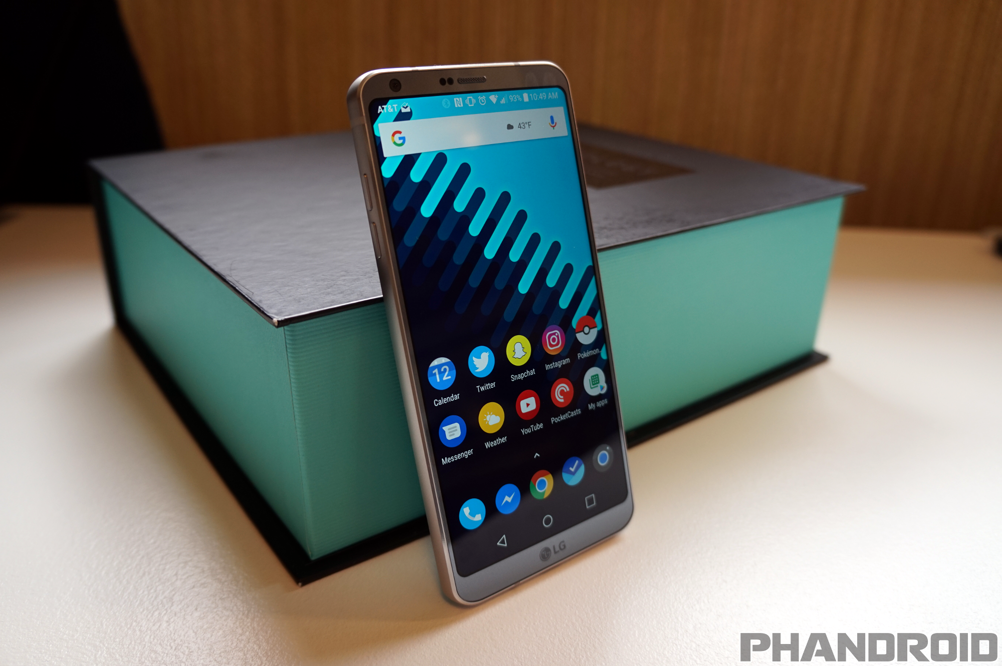 LG G6: Four Months Later