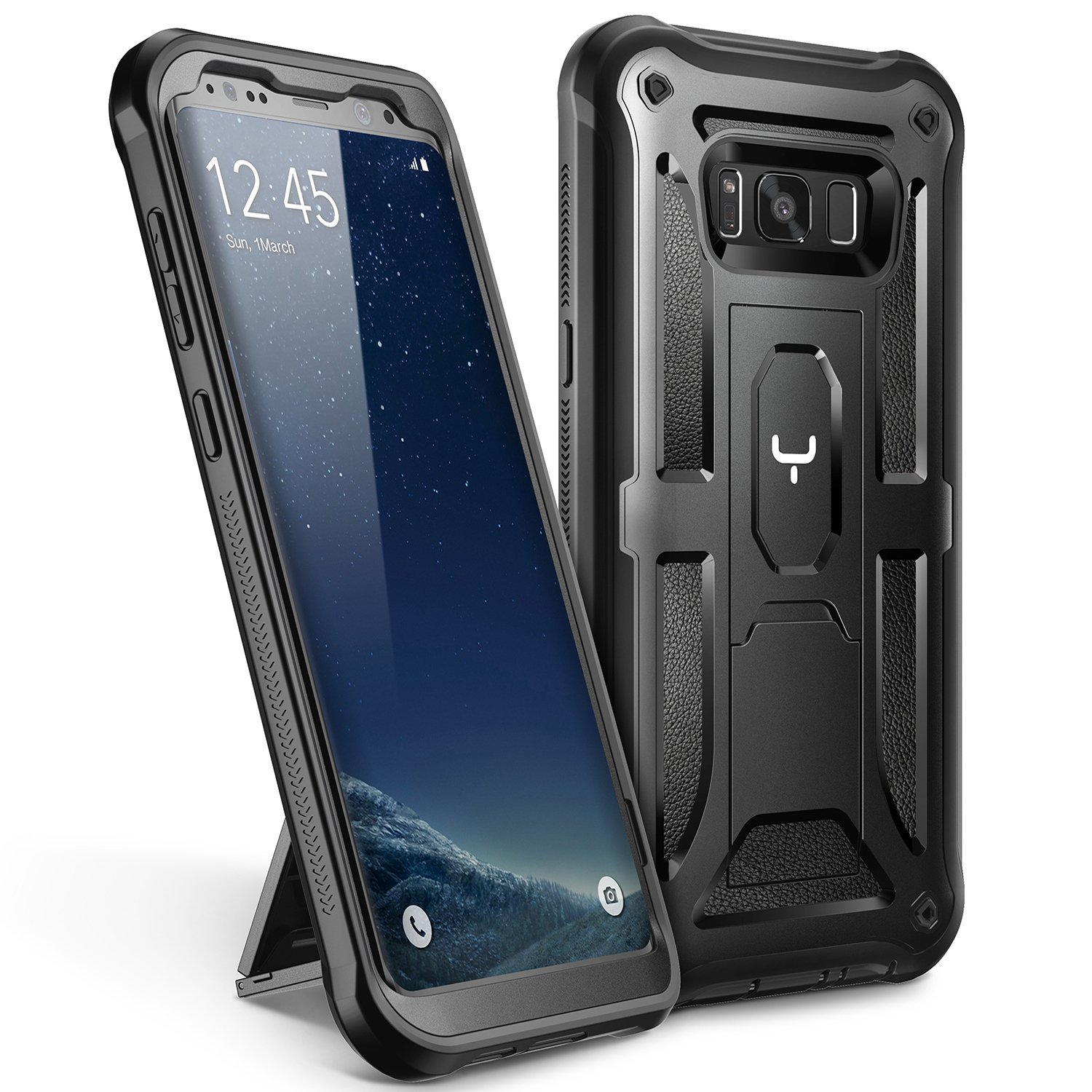 Best Samsung Galaxy S8 Cases Spigen Case Thin Fit Black Whether Youre An Adventurer Or Blue Collar Worker Some People Need That Extra Level Of Protection Only Rugged Can Offer