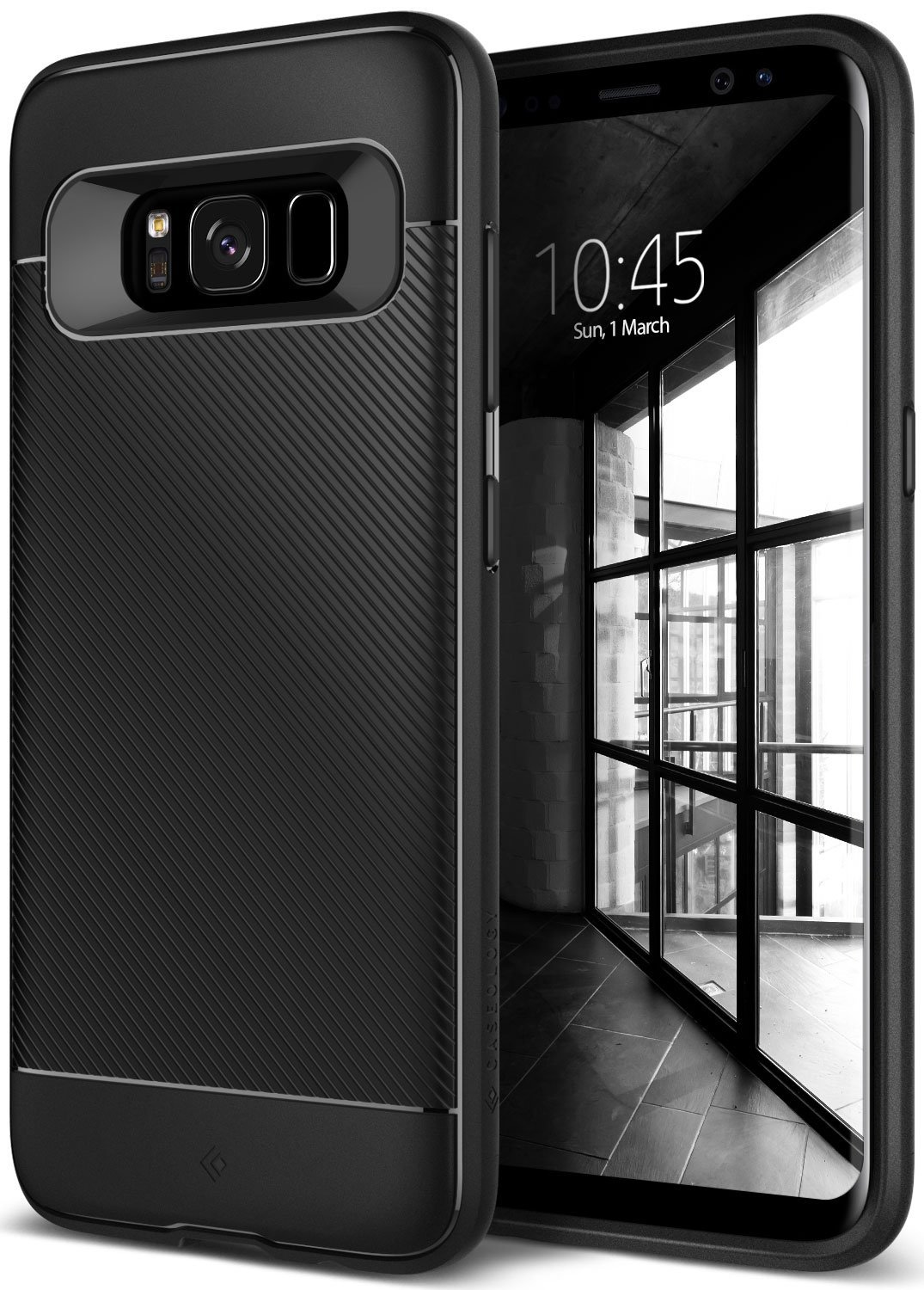 Best Samsung Galaxy S8 Cases Spigen Ultra Hybrid Case For Jet Black Caseology Also Makes Some Great The Theres A Whole Bunch Of Colors And Styles So If Youre Looking Something With Different