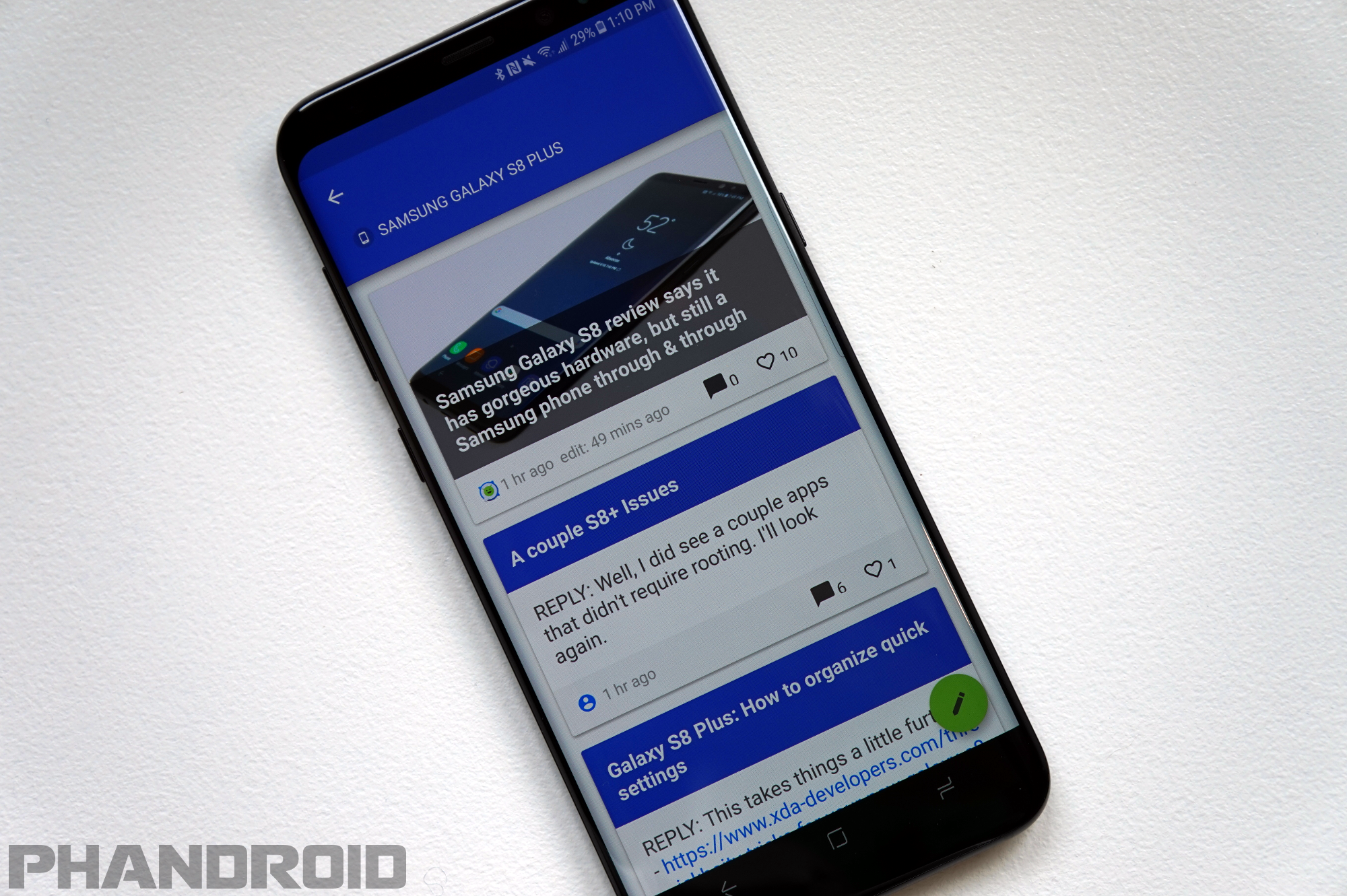 Download the Forums for Android app