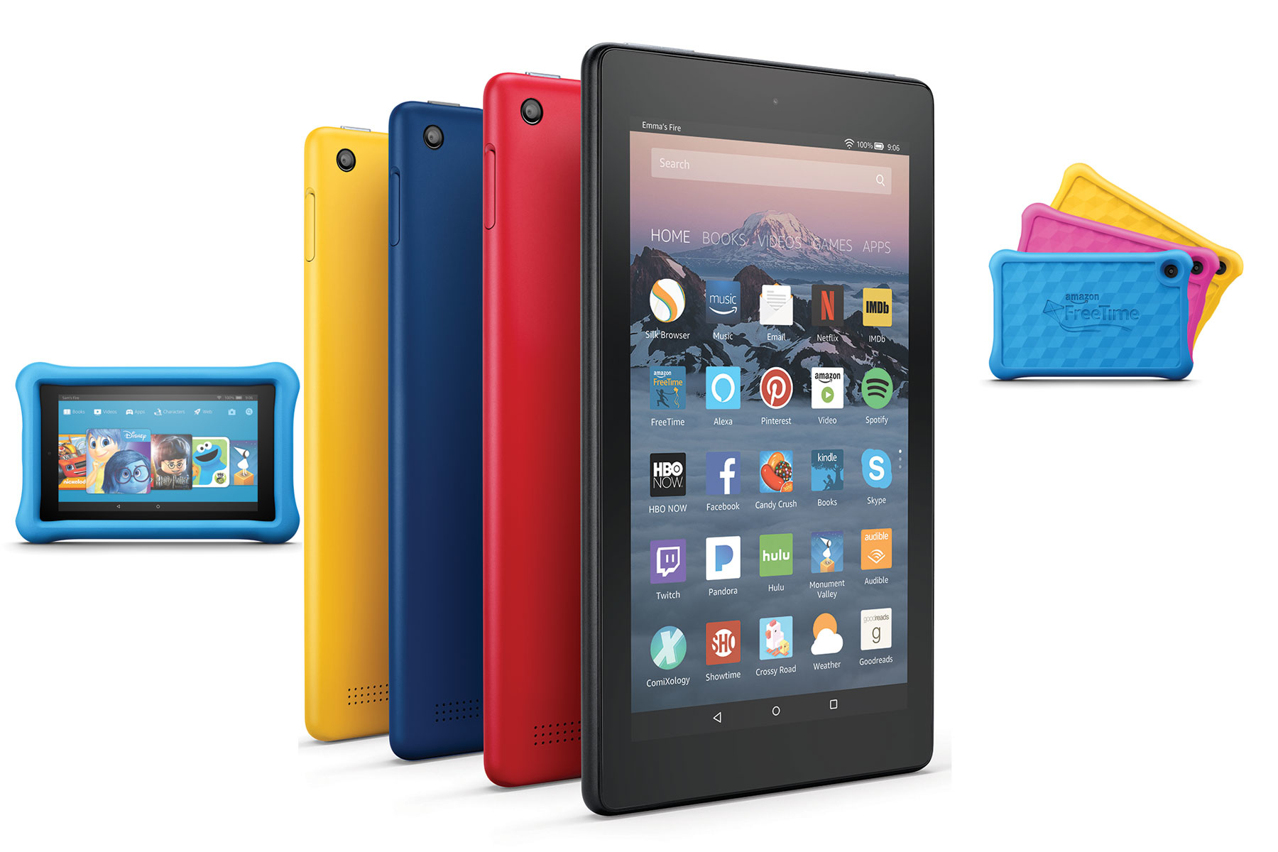 Amazon Fire Kids Tablet Youtube App
