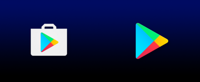 The Play Store gets a brand new icon with its latest update