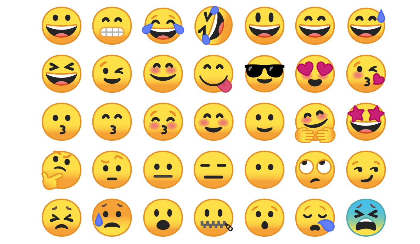 Emoticons Android