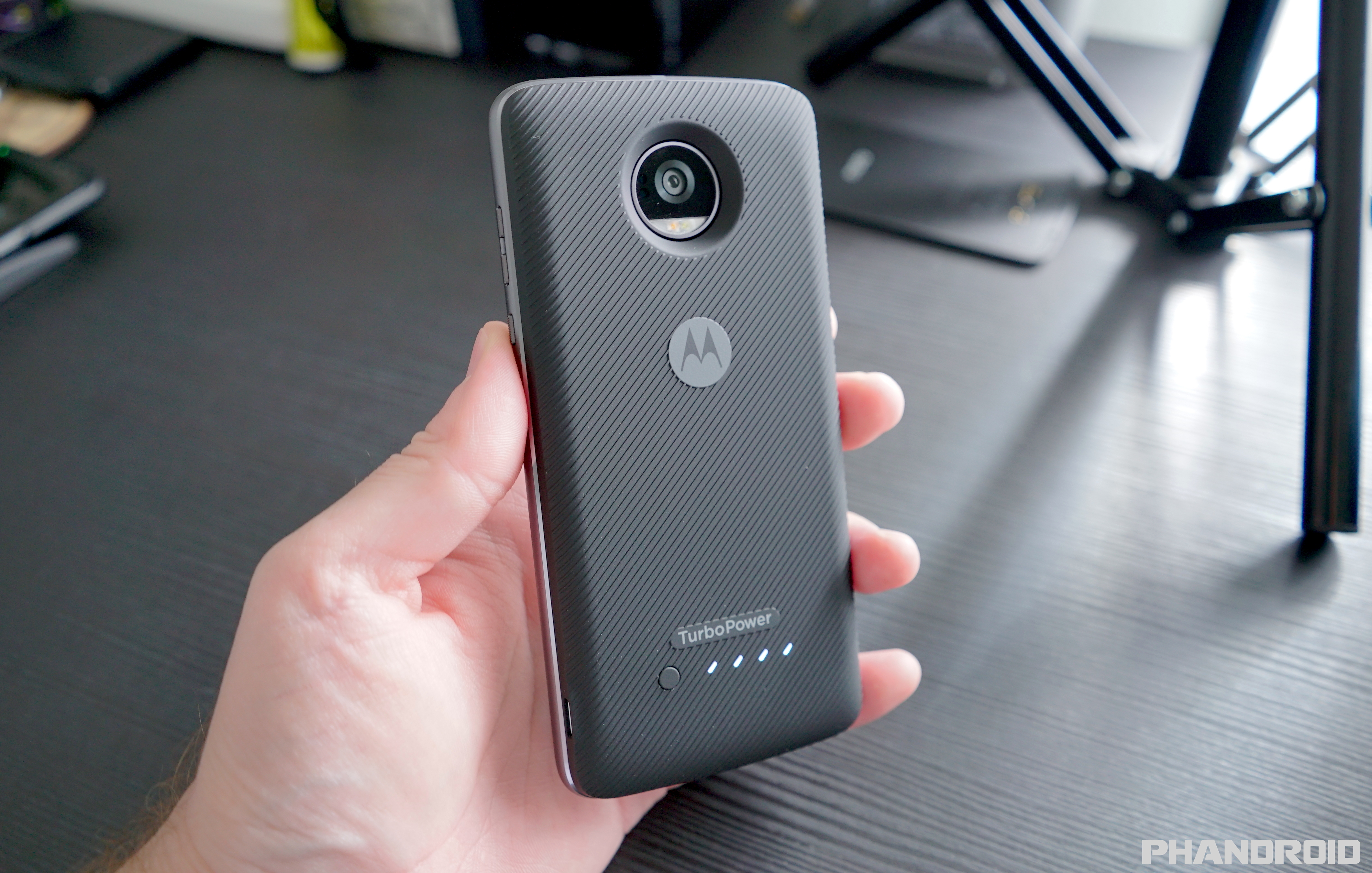 We Ve Got The Moto Z2 Play And New Moto Mods Q Amp A