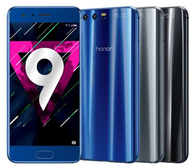 Honor 9 officially announced with dual cameras for $485