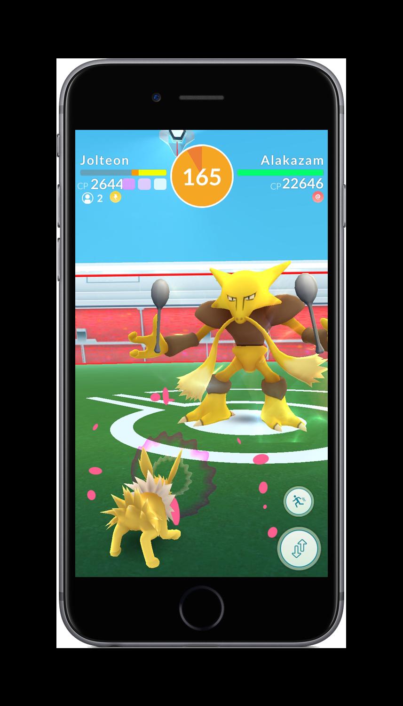 Pokemon Go Beste Angreifer