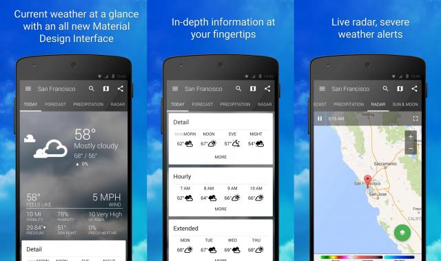 Hr Online Wetter App
