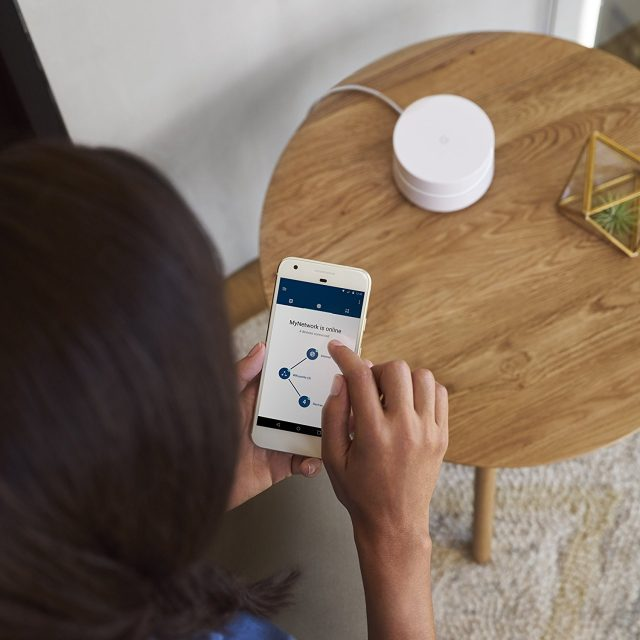 Android galeforce allows level google wifi gives root access