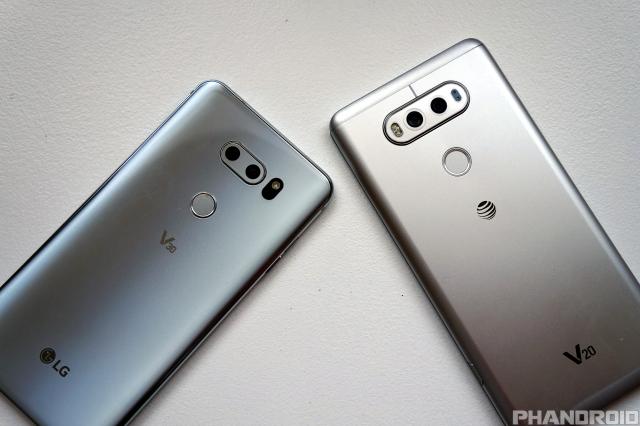 LG V30 vs V20: What's New?