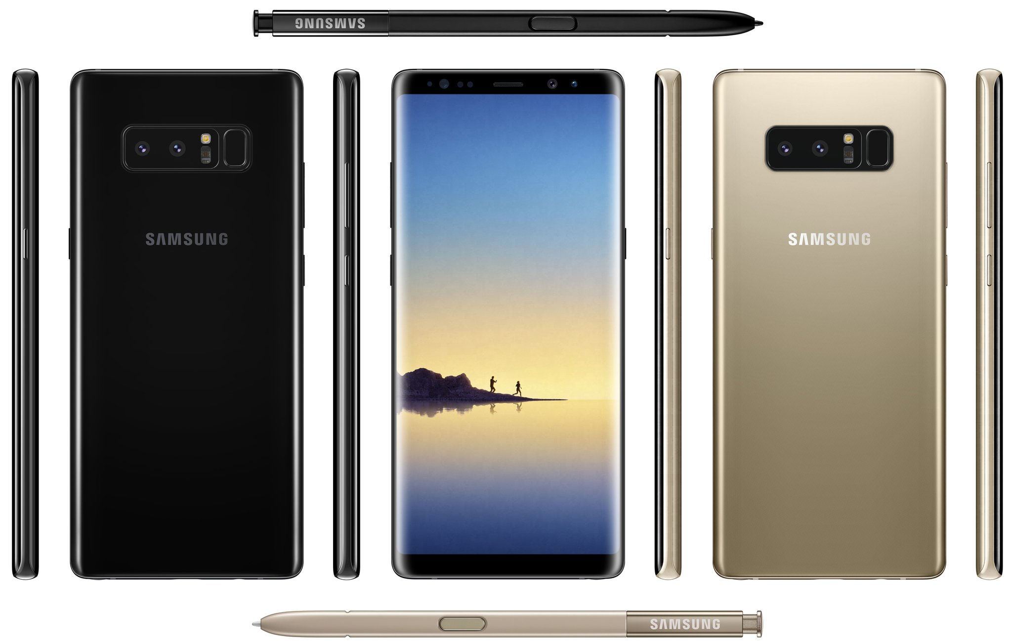 The Samsung Galaxy Note 8 Is Finally Here And Its Pretty Much Exactly What We Expected After Last Years Debacle With 7 Played It Safe