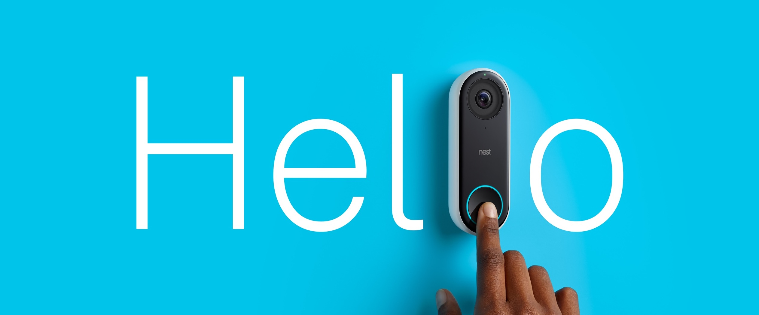 Nest Secure, Hello video doorbell, and Cam IQ Outdoor ...