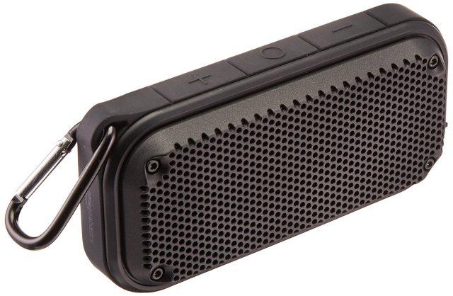 Deal Rugged Waterproof Bluetooth Speaker For 12