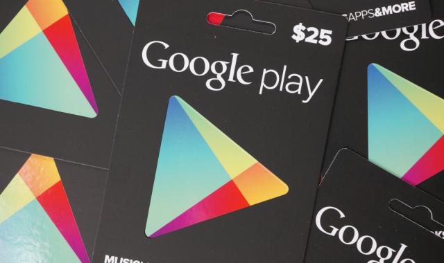 deal get 5 off 50 google play store gift cards. Black Bedroom Furniture Sets. Home Design Ideas