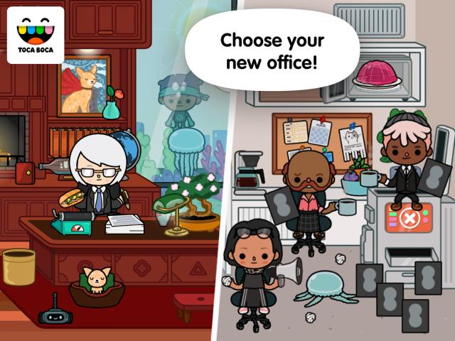 toca life office تحميل مجاني