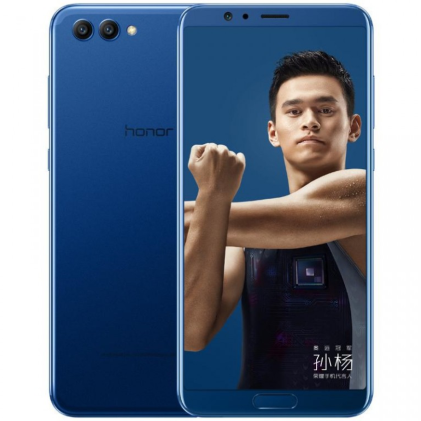 The Honor V10 is launching with a 6-inch display, dual cameras, and a headphone jack
