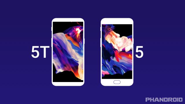 OnePlus 5 vs OnePlus 5T: Worth Upgrading?