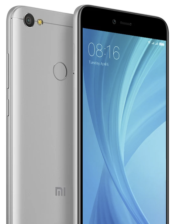 The Xiaomi Redmi Y1 Comes Equipped With A 16mp Selfie Camera