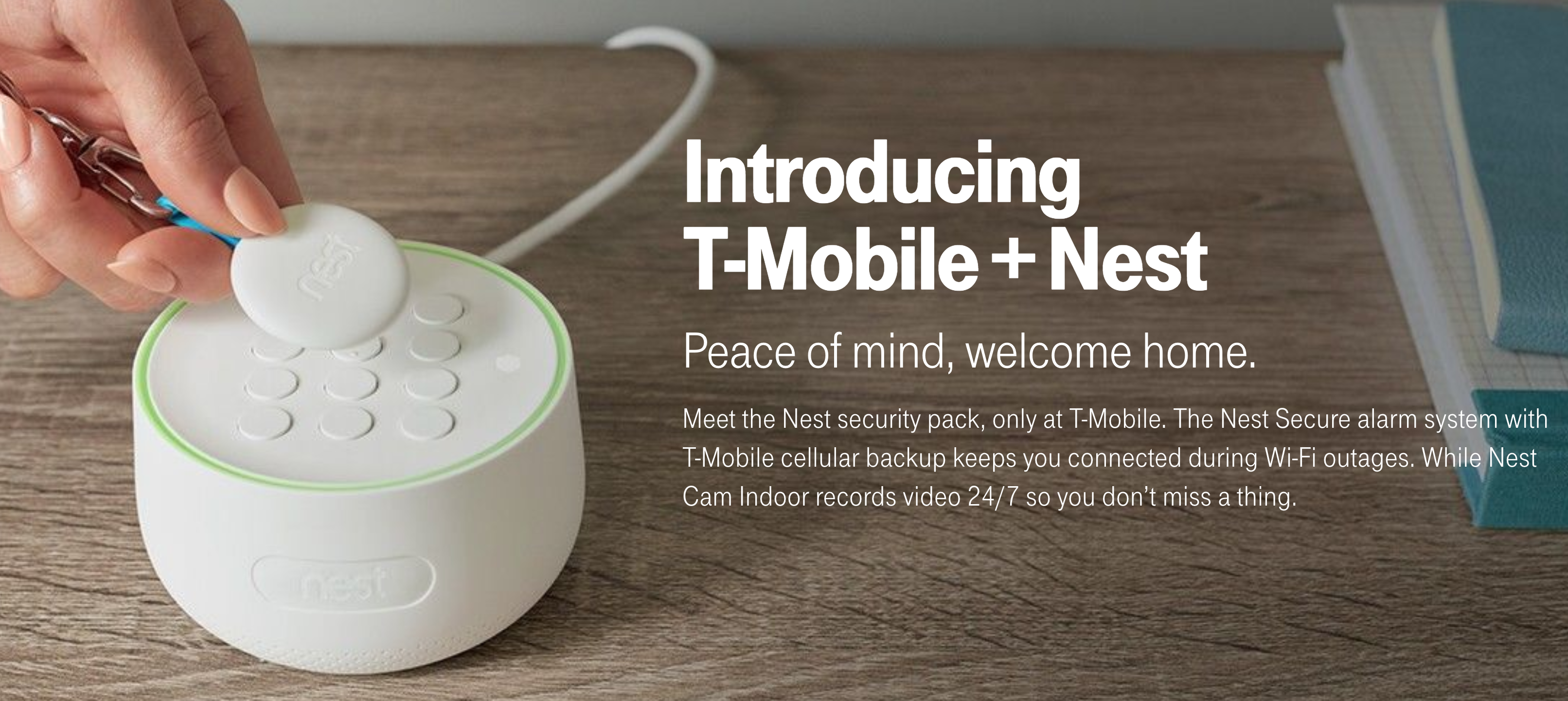 T-Mobile Nest Security Pack aims to keep your home safe all of the time