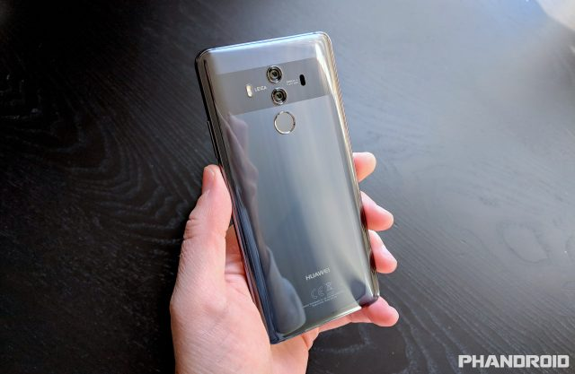 Huawei Mate 10 and Mate 10 Pro successfully boot stock