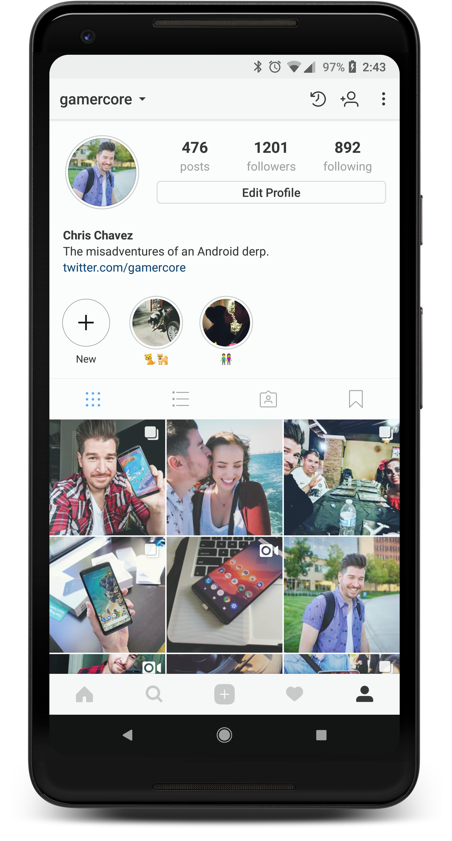 How to use instagrams highlight feature to pin stories to your profile since technically you could already take a story and post it on your actual page you may be wondering how this is any different well highlights allow ccuart Gallery