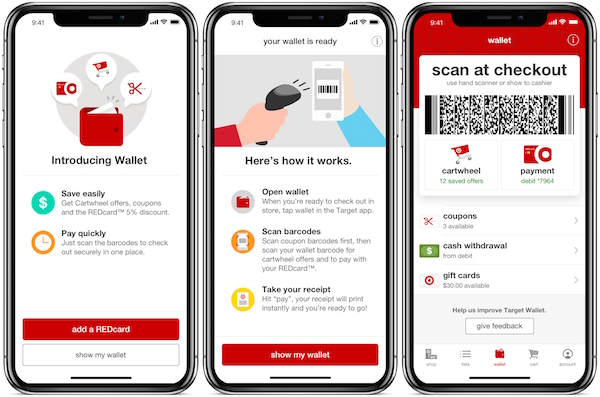 Code for target mobile coupons