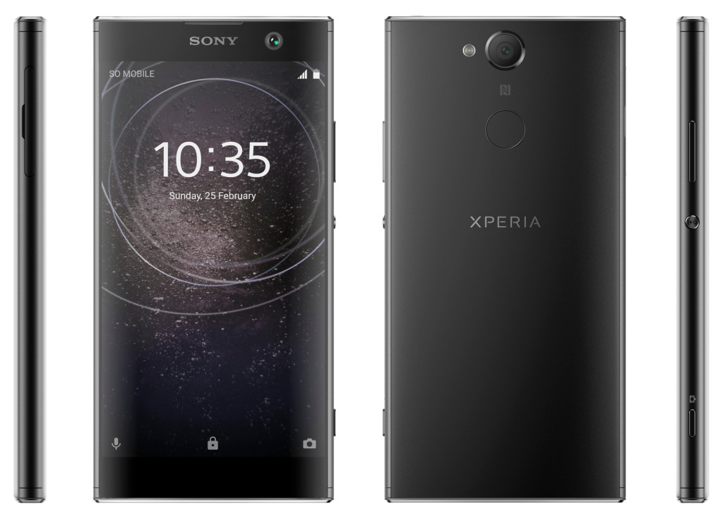 Sony Xperia XA2 Ultra, XA2, and L2 press photos, specs leaked