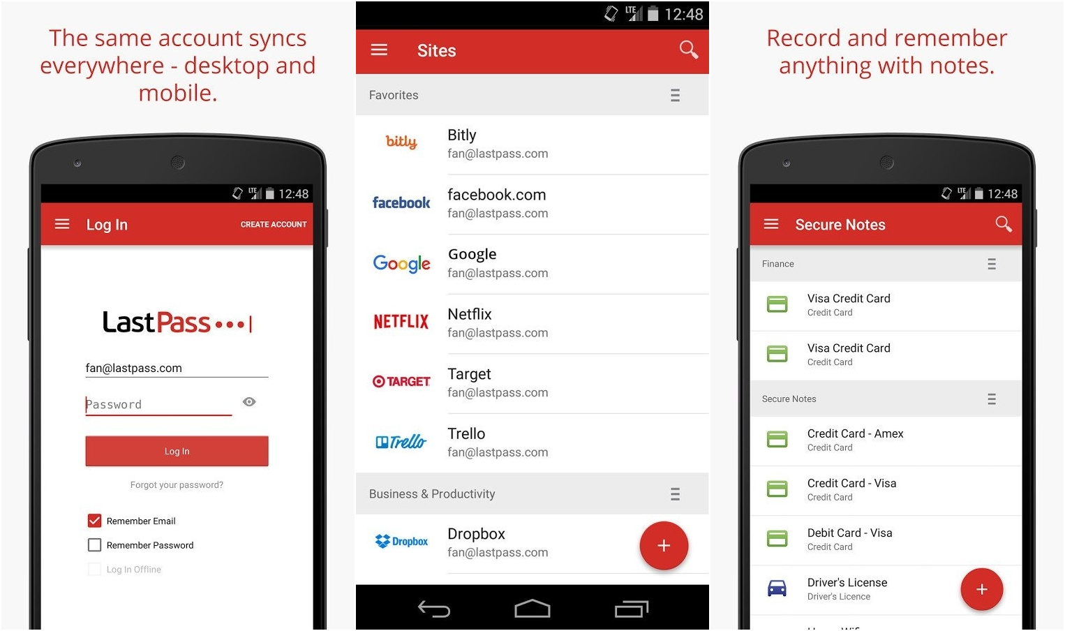 Best password manager apps for Android | Phandroid