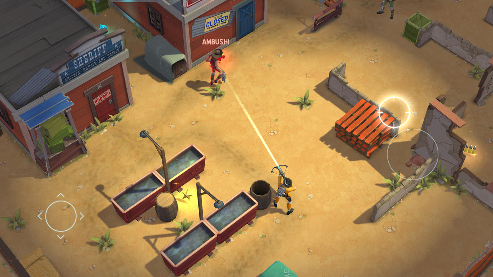 10 New Android Games to Download in 2018 Space Marshals