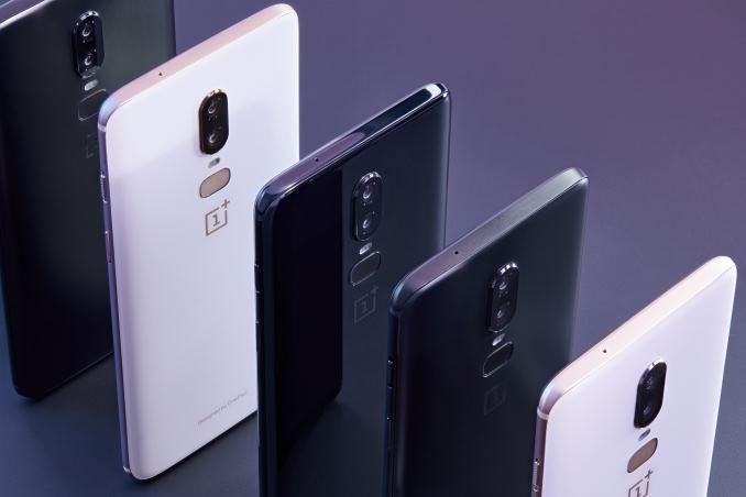 OnePlus 6 RAM